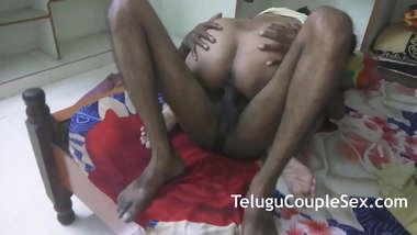 Andhra Telugu Aunty Amateur Fucking In Desi Indian Village Style