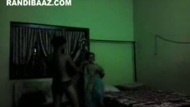 Desi porn scandal of local aunty home sex with tenant
