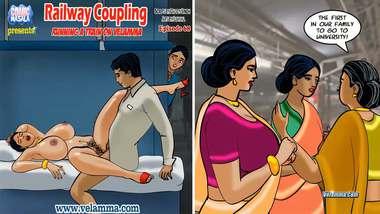 Velamma EP 68 – Railway Coupling