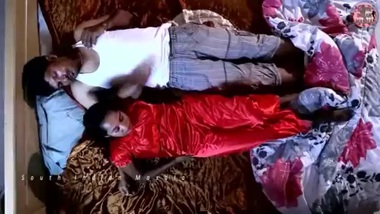 Beautiful Mallu Maid Servant Romance with Owner...