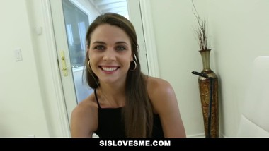 SisLovesMe - Too Hot For Her Own Good