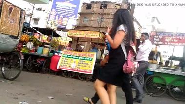 indian girl in skirt part 2