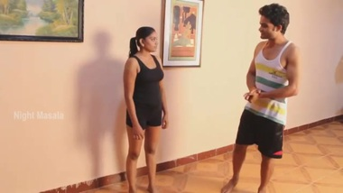 Student Romance With Indian Girl - NEW HINDI...