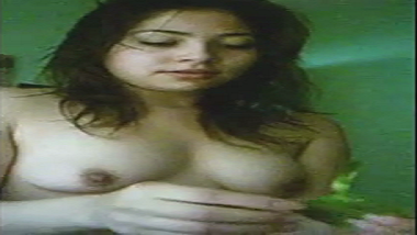Sexy Assam bhabhi gives blowjob before riding lover