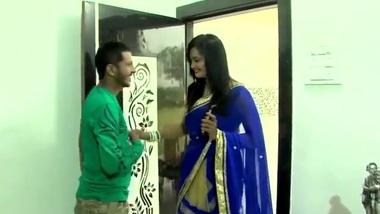 New Hindi short Vid mast bhabhi with his...