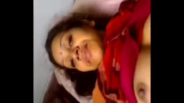 Tamil sister enjoying with brother
