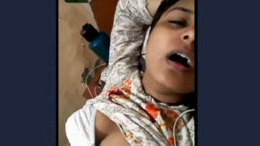 Hot Indian Girl new Selfie Video