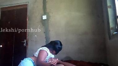 Desi big boobs bhabi sucking with husband