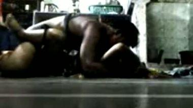 Indian village bhabhi sex on floor with hubby's friend