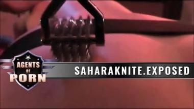 Tamil mistress Sahara knite teasing her subs