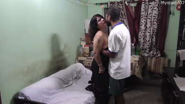 Indian collage boy having sex with physics madam in dream and ejaculate!!!