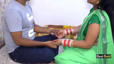 Bhabhi Ready For Sex Before Going To The Marriage With Hindi Audio