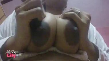 Tamil Babysitter Lily Huge Juicy Boobs