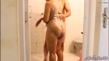 Mona Bhabhi In Shower Cunt Fucked In Doggystyle