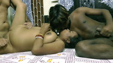 My Brother, his wife and me!! Indian best wife sharing sex with clear audio