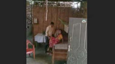 Desi Couple Quick Fucking