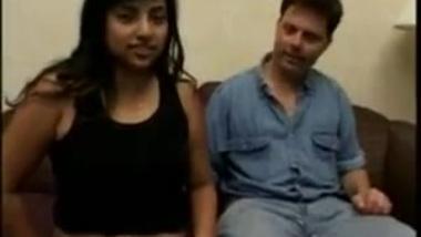 Cute pregnant Tamil nymphos fucks for the camera