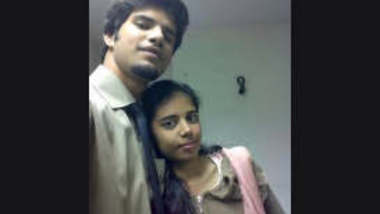 Desi Young Couple Leaked Nudes & Videos Part 1